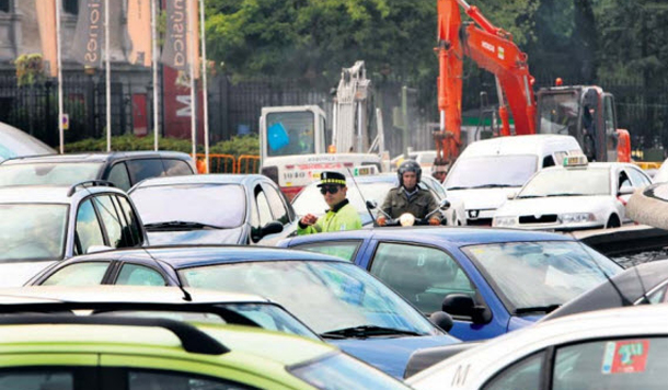 Dios ficha a los responsables del tr fico en madrid para - Jefatura provincial de trafico madrid ...