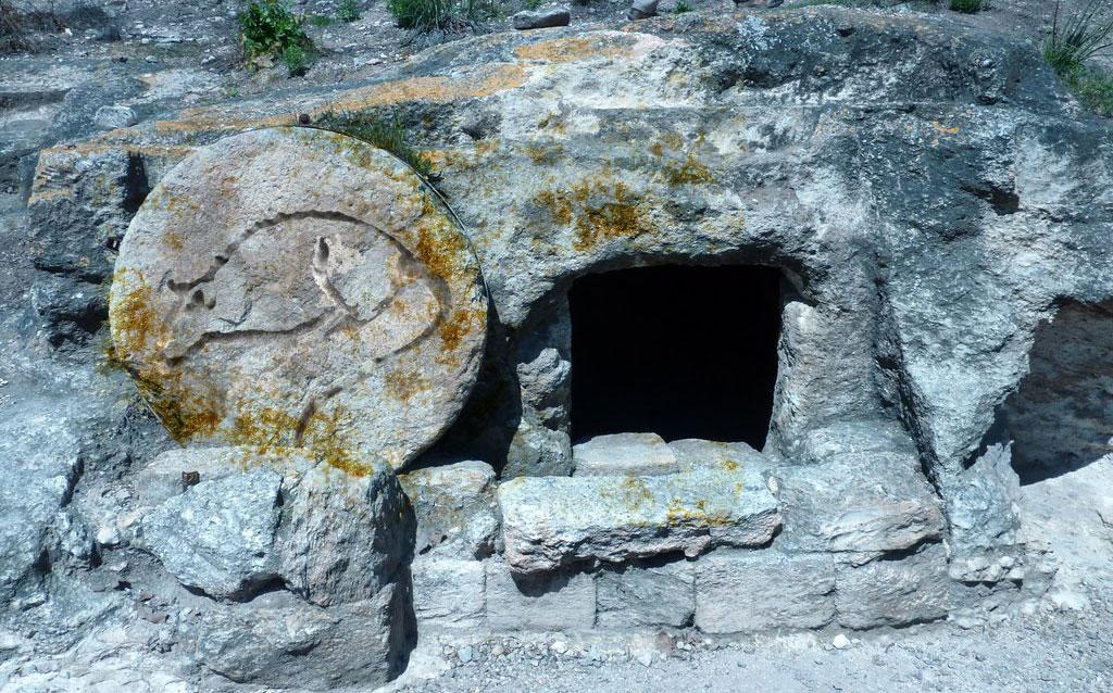 tumbaratoncito - Hallan en Jerusalén el sepulcro del ratoncito Pérez