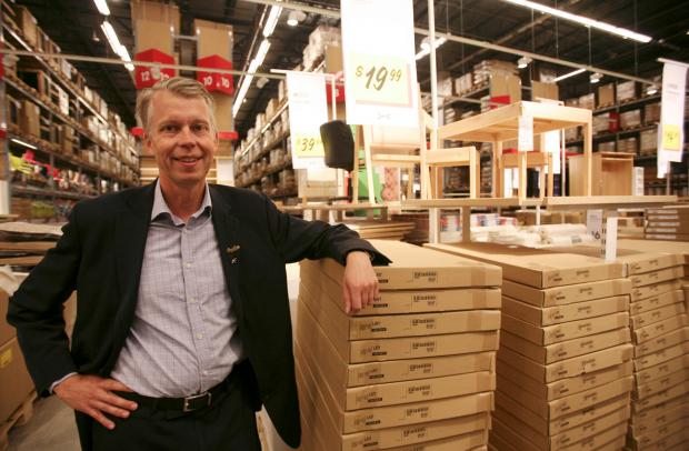 Ikea admite que los muebles salen de sus f bricas montados - Fabrica muebles madrid ...