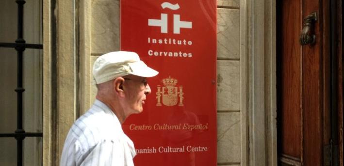 extranjero - El extranjero ya es el idioma más hablado fuera de España