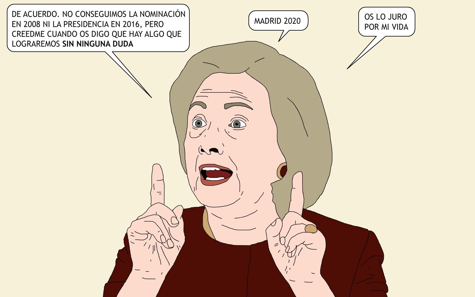 161109 Hillary Clinton-2
