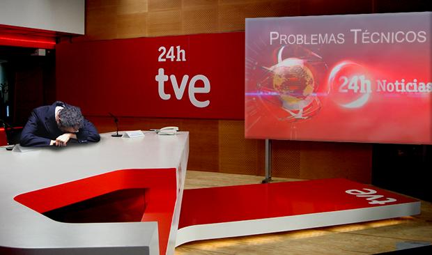 Resultado de imagen para Fotos del Canal 24 horas de TVE