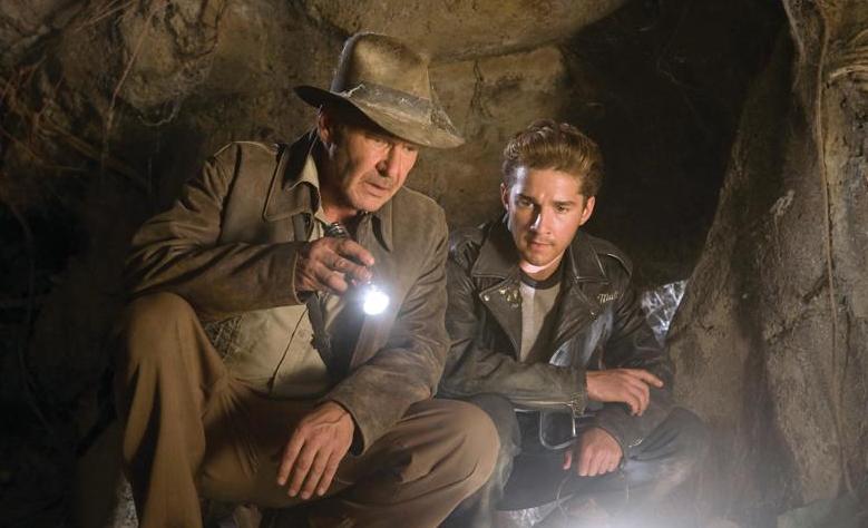 Harrison Ford hará de momia en la nueva entrega de Indiana Jones ... 516d8426e07