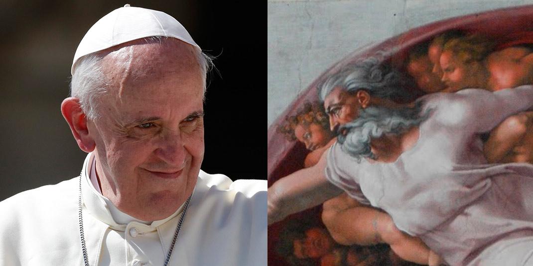 El Papa Francisco Reconoce Que Dios Le Cae Mal El Mundo Today