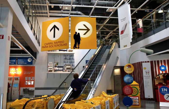 Ikea crea un carril rápido para solteros | El Mundo Today