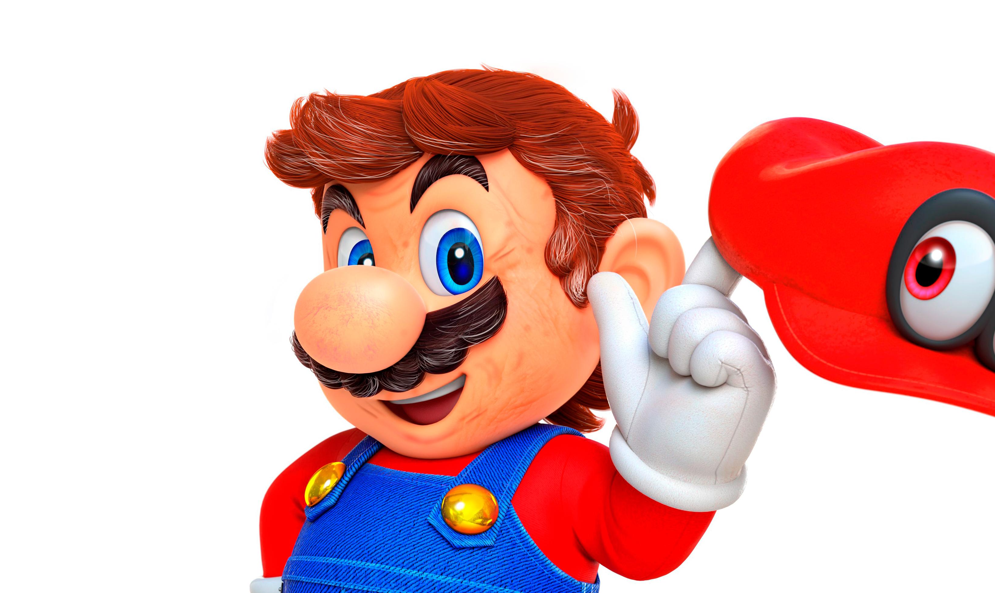 It's just a photo of Breathtaking Mario Bro Pics