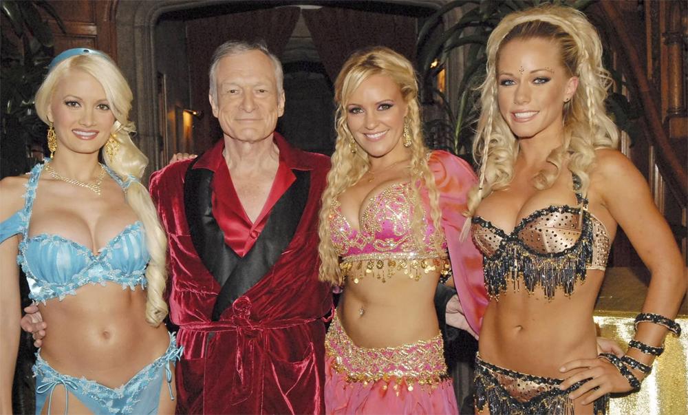 Así Eran Las Orgías En La Mansión Playboy El Mundo Today
