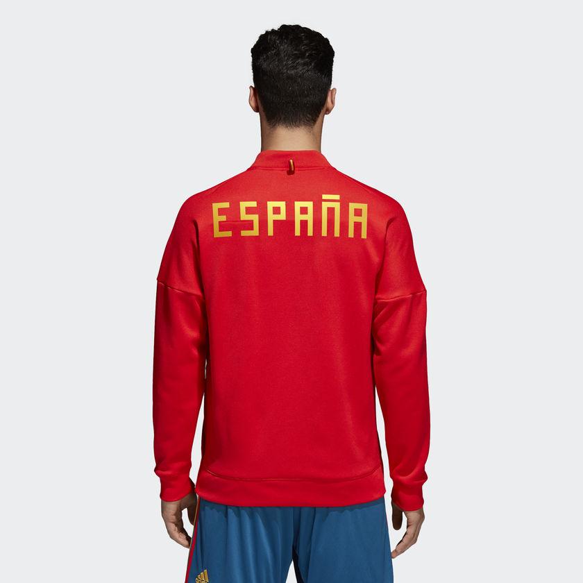 08e65bbf52ec3 Así es la equipación de España para el Mundial 2018