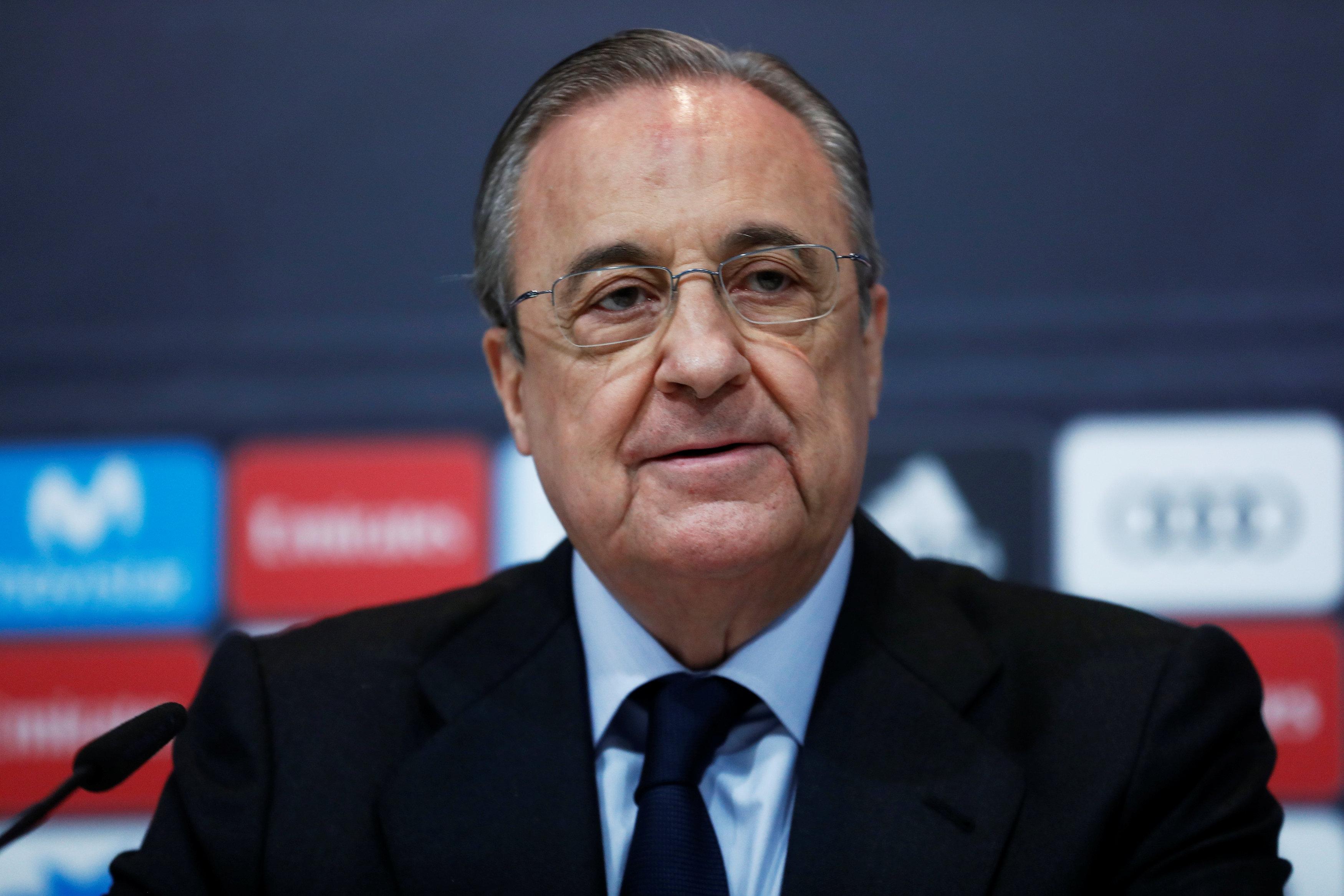 Florentino Pérez ficha a los otros 31 seleccionadores del ...