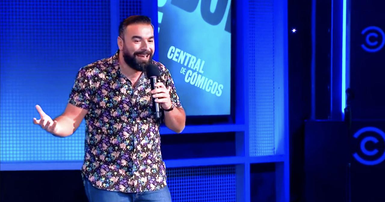 Comedy Central contrata a un vigilante gitano para que proteja a sus cómicos